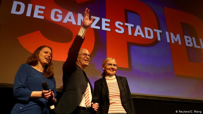 Πλήγμα για CDU, εκλογικό θρίλερ για Ακροδεξιά και FDP | tovima.gr