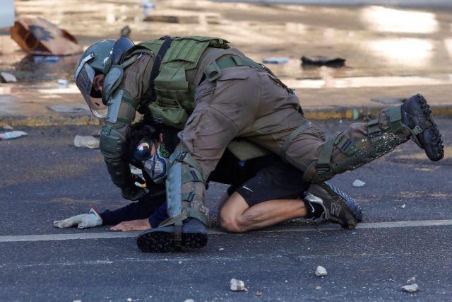 Χιλή: 31 νεκροί και εκατοντάδες τραυματίες σε αντικυβερνητική διαδήλωση (εικόνες)   tovima.gr