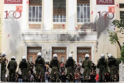 ΑΣΟΕΕ: Αθωώθηκαν οι φοιτητές για τα επεισόδια του Νοεμβρίου | tovima.gr