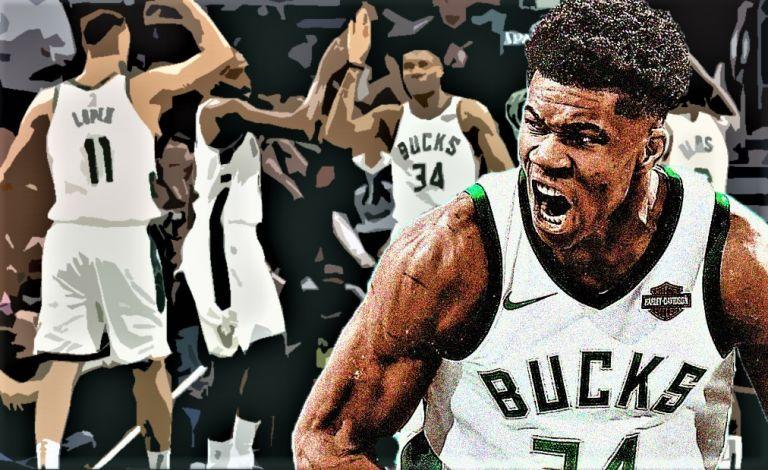 NBA : Οι Μπακς προκρίθηκαν στα πλέι οφ σχεδόν 2 μήνες νωρίτερα | tovima.gr