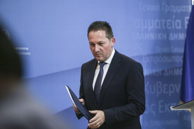 Πέτσας στο MEGA: Θα υλοποιηθεί το σχέδιο για το προσφυγικό | tovima.gr
