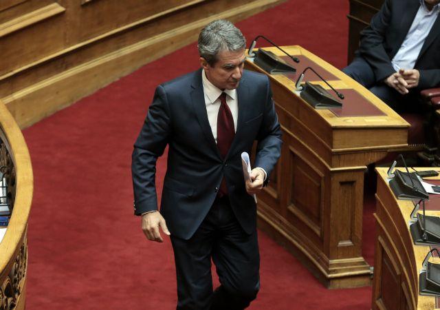 Λοβέρδος στο MEGA: Να αναλάβουν τις ευθύνες τους όσοι στοχοποίησαν πολιτικά πρόσωπα | tovima.gr