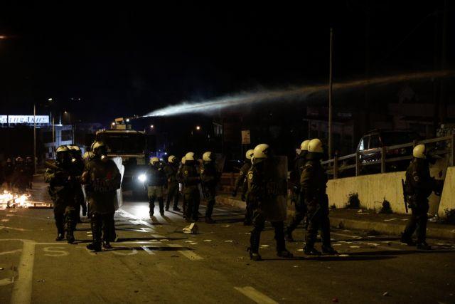 Η ΝΟΔΕ Λέσβου καταδικάζει τη βία των ΜΑΤ | tovima.gr