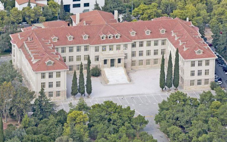 Κορωνοϊός: Κλειστό για προληπτικούς λόγους το Κολλέγιο Αθηνών   tovima.gr