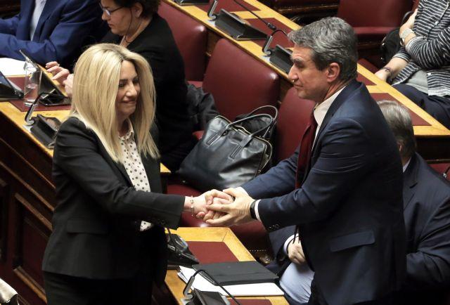 Η Νάντια, η σιωπή της Φώφης και o ευγνώμων Λοβέρδος | tovima.gr