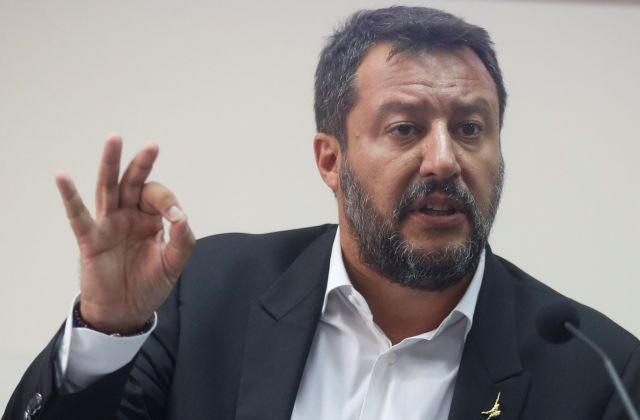 Σαλβίνι: Ζητά παραίτηση Κόντε και κυβέρνησης εθνικής ενότητας λόγω Κορωνοϊού | tovima.gr