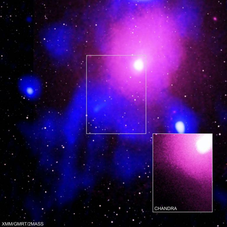Ανακαλύφθηκε η μεγαλύτερη έκρηξη στο σύμπαν   tovima.gr