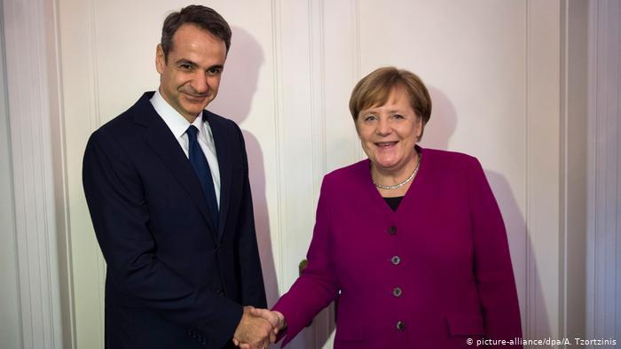 Μέρκελ-Μητσοτάκης επικοινώνησαν τηλεφωνικά για Τουρκία – προσφυγικό | tovima.gr