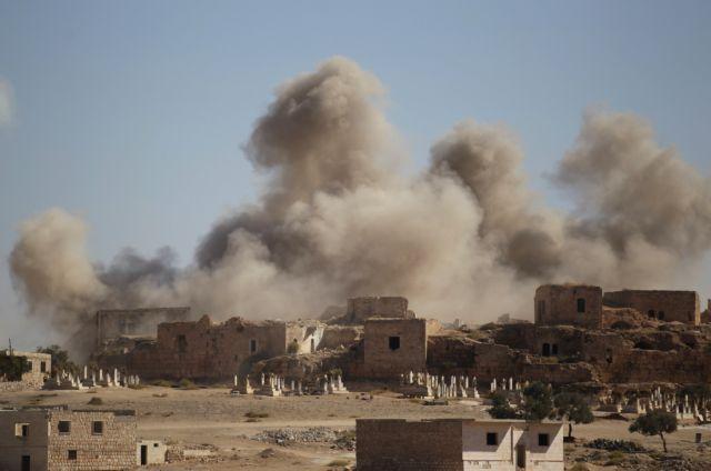Τύμπανα πολέμου στη Συρία: Δεκάδες τούρκοι στρατιώτες νεκροί στην Ιντλίμπ | tovima.gr