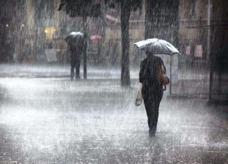 Εκτακτο δελτίο επιδείνωσης του καιρού – Βροχές και καταιγίδες από σήμερα | tovima.gr