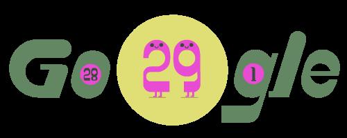 Δίσεκτο έτος: Το doodle της Google για την 29η Φεβρουαρίου   tovima.gr
