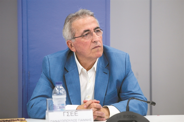 """«Η λογική του ΠΑΜΕ είναι """"όταν χάνουμε, τα διαλύουμε""""»   tovima.gr"""