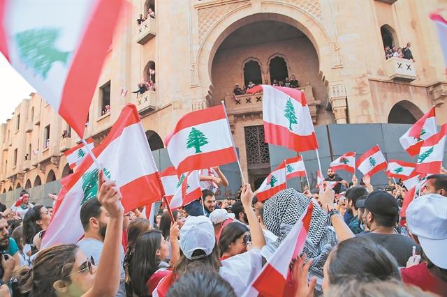 Η λιβανική αυτοαπομόνωση, το Ιράν και το ΔΝΤ   tovima.gr