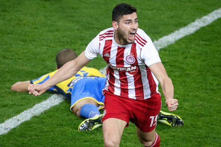 Ολυμπιακός – Παναιτωλικός 2-0   tovima.gr