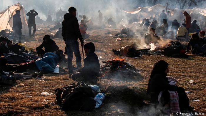 Το «φριχτό παιχνίδι» του Ερντογάν με τους πρόσφυγες   tovima.gr