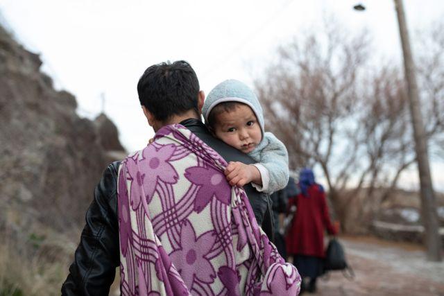 «Χωρίζει» στα δύο την Μυτιλήνη το προσφυγικό – Σύνορα μεταξύ των δήμων   tovima.gr