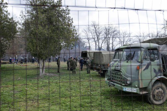 Στεφανής: Αποτρέψαμε 9.600 προσπάθειες παραβίασης των συνόρων μας   tovima.gr