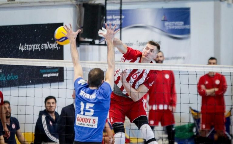 Εύκολες νίκες για Ολυμπιακό και Παναθηναϊκό   tovima.gr