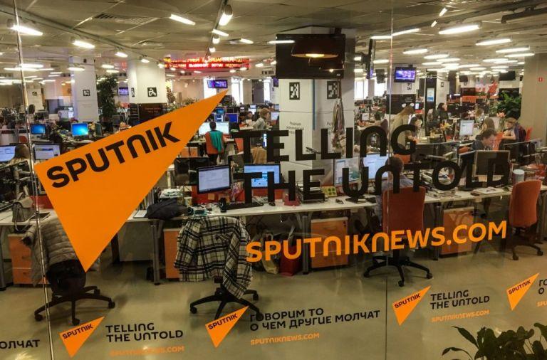 Κωνσταντινούπολη: Η τουρκική αστυνομία μπήκε στα γραφεία του Sputnik   tovima.gr