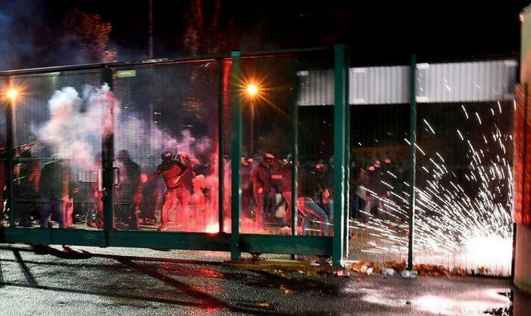 Λιόν – Σεντ Ετιέν: Σοβαρά επεισόδια μεταξύ των οπαδών   tovima.gr