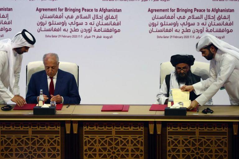 Αφγανιστάν: Διπλωματικές επαφές για διεθνή νομιμοποίηση αποζητούν οι Ταλιμπάν   tovima.gr