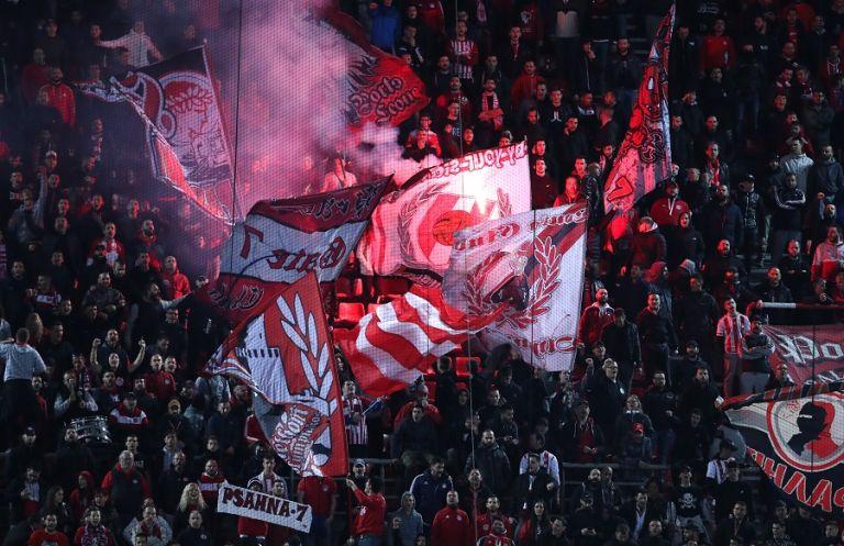 Ολυμπιακός: Ανάρπαστα τα εισιτήρια για το ματς με Γουλβς | tovima.gr