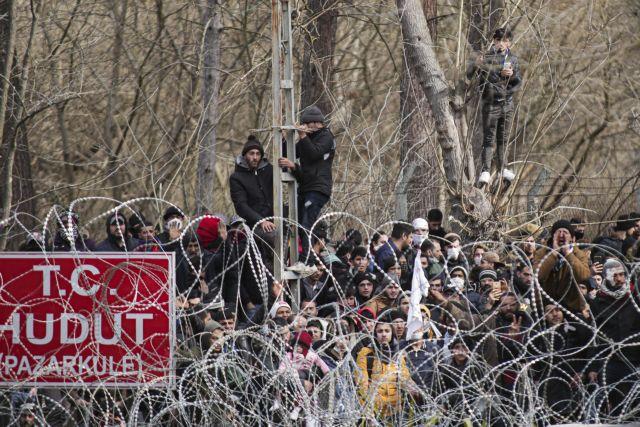 Διαρκείς οι εντάσεις στον Εβρο – 9.877 αποτροπές εισόδου σε ένα 24ωρο   tovima.gr