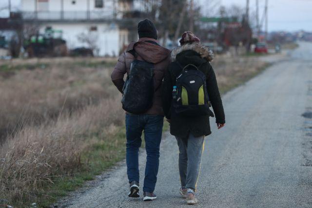 Μύθος το «αφήγημα» Ερντογάν περί σύρων προσφύγων στον Εβρο – Τι καταγγέλλει πρόσφυγας | tovima.gr