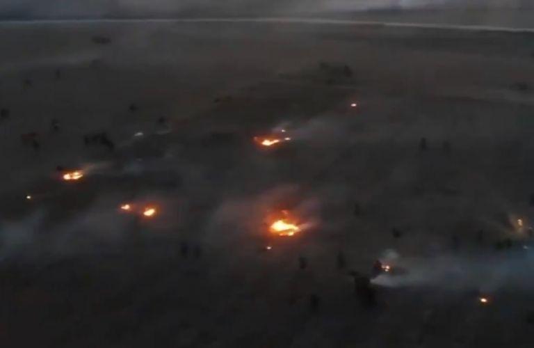 Συγκλονιστικό βίντεο από τα ελληνοτουρκικά σύνορα στον Έβρο | tovima.gr