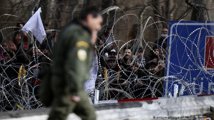 Με το βλέμμα στραμμένο στα ελληνοτουρκικά σύνορα… | tovima.gr