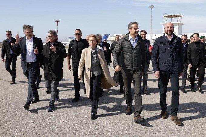 Μητσοτάκης: Τα σύνορα της Ελλάδας, σύνορα της ΕΕ | tovima.gr