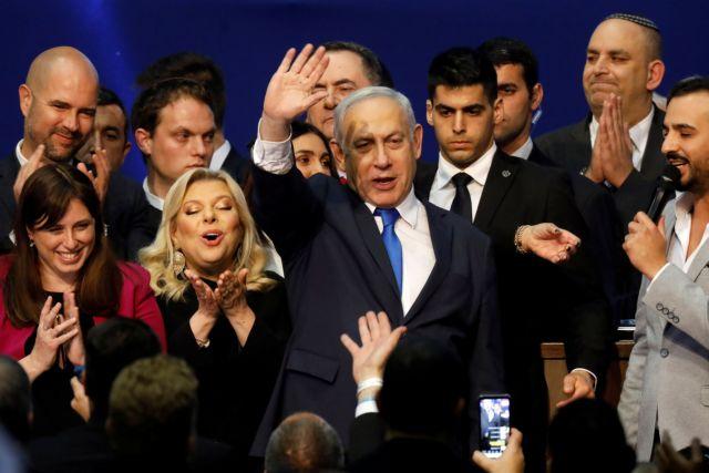 Ισραήλ: Και πάλι Πρωθυπουργός ο Νετανιάχου παρά τις εκκρεμότητές του με τη Δικαιοσύνη   tovima.gr