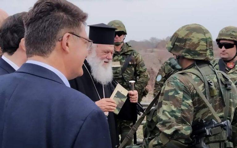 Ιερώνυμος: Η Ευρώπη να τηρήσει τις υποσχέσεις της   tovima.gr