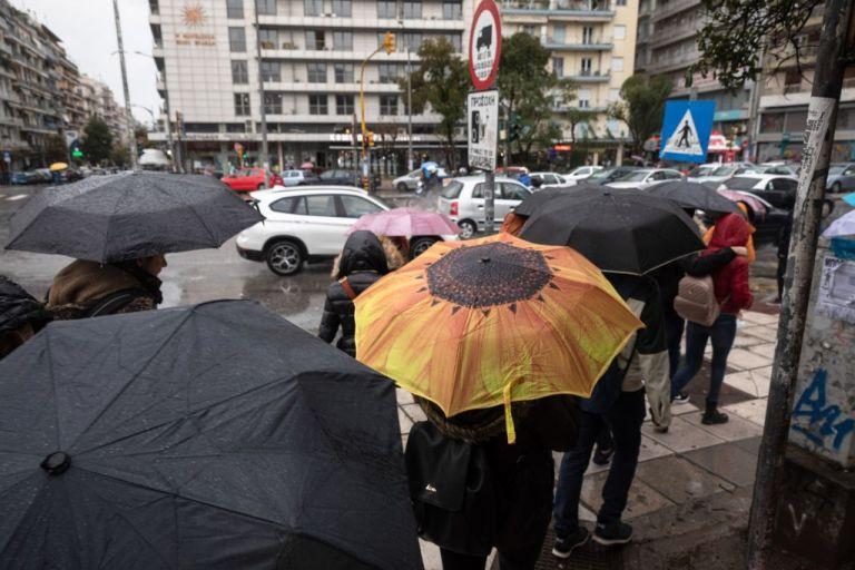 Άστατος ο καιρός την Πέμπτη   tovima.gr