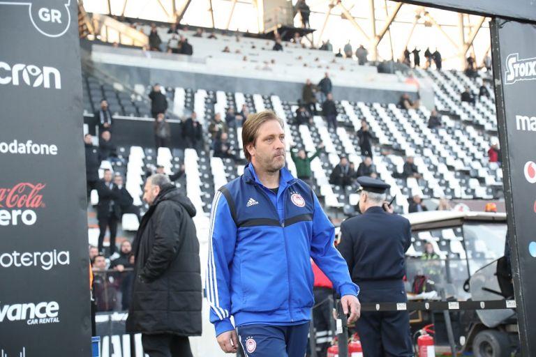 Εφτασε στην Τούμπα ο Ολυμπιακός | tovima.gr