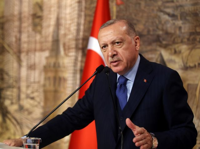 Ερντογάν: Ελλάδα και η ΕΕ να σεβαστούν τους πρόσφυγες   tovima.gr
