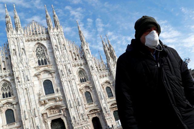 Καλπάζει ο κορωνοϊός στην Ιταλία: Στους 107 οι νεκροί   tovima.gr
