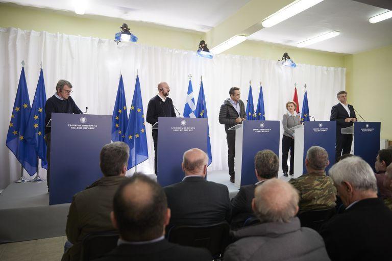 Η σύγκρουση στην Ευρώπη και η απομόνωση της ισχυρής Γερμανίας | tovima.gr