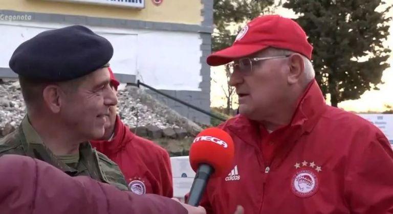 Στο πλευρό των Ενόπλων Δυνάμεων ο Ολυμπιακός – Στα σύνορα του Έβρου η αποστολή βοήθειας   tovima.gr