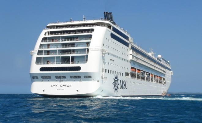 Κορωνοϊός: Στην Κέρκυρα το κρουαζιερόπλοιο – Ελέγχονται όλοι οι επιβαίνοντες | tovima.gr