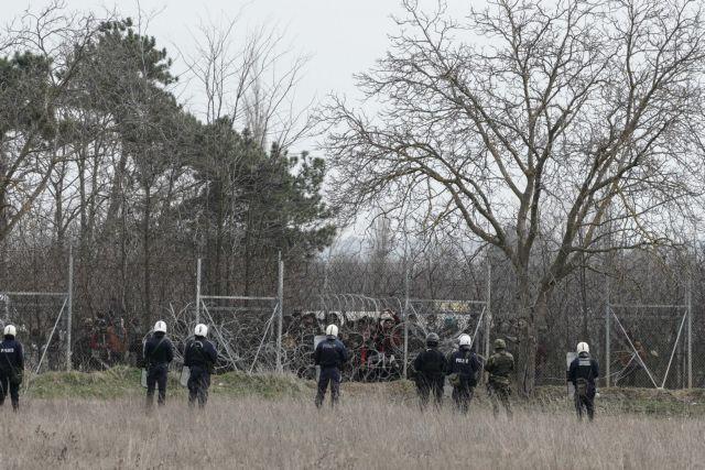Επεκτείνεται ο φράχτης του Έβρου στα ελληνοτουρκικά σύνορα   tovima.gr