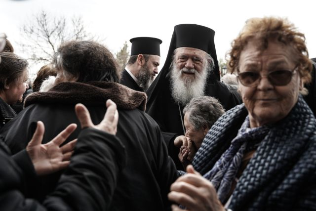 Αρχιεπίσκοπος Ιερώνυμος:  Οι πολιτικές της Ε.E. θανάσιμα όπλα στα χέρια Ερντογάν | tovima.gr