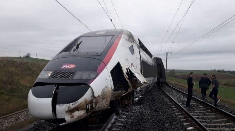 Στρασβούργο: Πλήθος τραυματιών σε εκτροχιασμό τρένου υψηλής ταχύτητας | tovima.gr