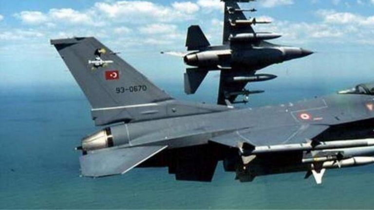 124 υπερπτήσεις τουρκικών αεροσκαφών   tovima.gr