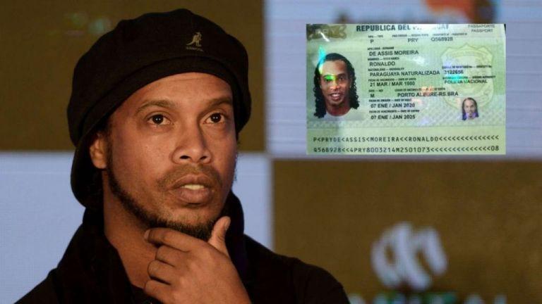 Ροναλντίνιο : Συνελήφθη μαζί με τον αδελφό του στην Παραγουάη | tovima.gr