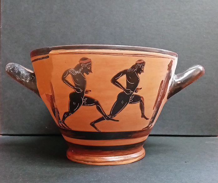 Το χαμένο ολυμπιακό κύπελλο και η τέχνη του πιστού αντιγράφου   tovima.gr