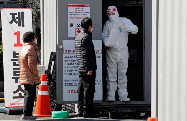 Συνεχίζει την εξάπλωσή του ο κορωνοϊός – Νέοι θάνατοι σε Ν. Κορέα και ΗΠΑ | tovima.gr