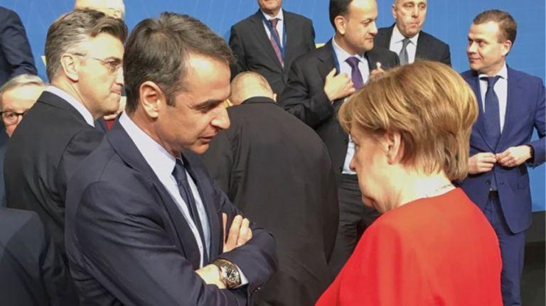 Συνάντηση Μητσοτάκη – Μέρκελ τη Δευτέρα στο Βερολίνο | tovima.gr