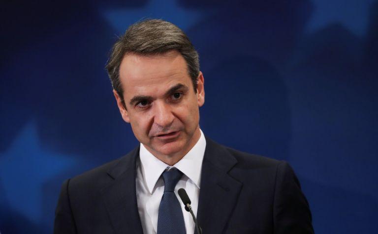 Μητσοτάκης στο CNN: Η συμφωνία ΕΕ-Τουρκίας είναι νεκρή, δεν θα εκβιαστεί η Ευρώπη | tovima.gr