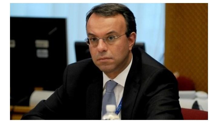 Σταϊκούρας: Παροδικές οι επιπτώσεις από τον κορωνοϊό   tovima.gr